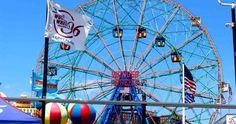 Escape the City: Coney Island