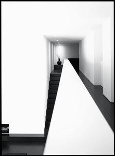 Black and white interior by Jen Alkema (?).