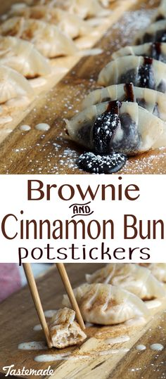 In her quest for the ultimate comfort food, Julie asked viewers for their favorites. This mash-up is chocolate and cinnamon magic.