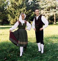 I costumi      Friuli