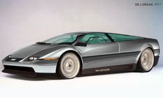 Concept Delorean
