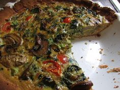Easy Morning Quiche