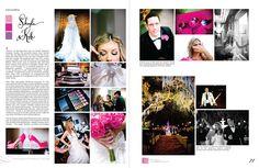 Jacksonville Senior Photographer // Scarlett Lillian Seniors: Featured Magazine Publishings /// Southern Weddings, The Knot Florida, Rangefinder, Jacksonville Magazine
