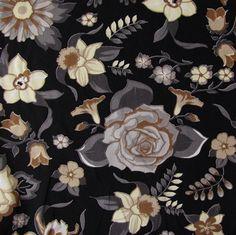 floral vetor preto e branco - Pesquisa Google