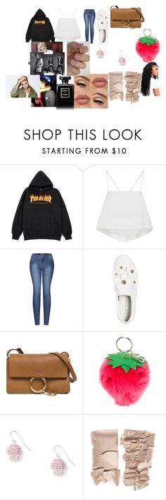 """""""Shopping with Justin"""" by larryandtarillforeverr14 ❤ liked on Polyvore featuring A.L.C., 2LUV, Marc Jacobs, Chloé, Masquerade, Chanel and Justin Bieber"""