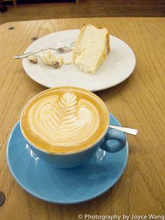 London's, Prufrock Coffee : )