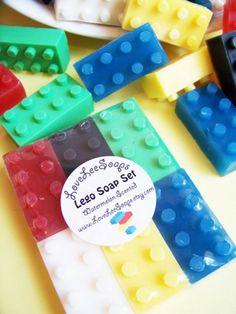 #Lego #Soap  :) | Quando il sapone si traveste: la saponette originali che sembrano ciò che non sono #beauty #SkinCare