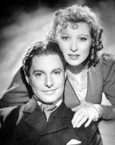Goodbye, Mr. Chips (1939) - Greer Garson and Robert Donat