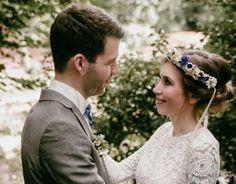 We Are Flowergirls- Flowercrown- Weddingcrown_ Headpiece-Accessoire-Handmade-Hairaccessoire- Headband Headpiece, Handmade, Accessories, Wedding, Hand Made, Head Piece, Craft, Headdress