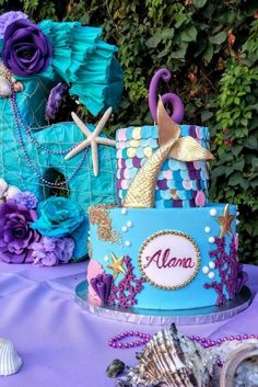 Calling all mermaids under the sea; I've got a party for you that's as cute as can be! I created this adorable Little Mermaid Set that will be a great addition for your party! I created two Mermaid set for your to choose from! Water Bottle Label, Food Label with some ideas and I included …