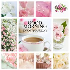 Good Morning Coffee, Happy Morning, Good Afternoon, Tuesday Morning, Morning Wish, Good Morning Quotes, Happy Day, I Need A Hobby, Word Collage