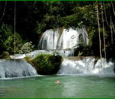 Negril to YS Falls and Black River, Jamaica