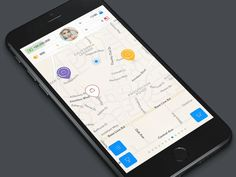 Here's some of the interaction design for the new Cashsquare app.   Cashsquare is a game that combines the best from the most popular board games and location based technology. Now available on the...