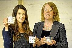 Artist Helen Thompstone teams up with Hudsons of England to launch fine bone china range  Read more: http://www.stokesentinel.co.uk/Artist-Helen-Thompstone-teams-Hudsons-England/story-21064582-detail/story.html#ixzz316cKpCHg