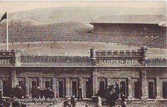 """International Football Match 1910,""""Hampden Park Glasgow"""" Scotlan 2 Vs England 0"""