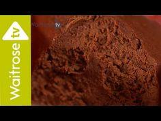Heston's Two-Ingredient Chocolate Mousse   Waitrose