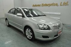 Japanese vehicles to the world: 2007 Toyota Avensis XI for Kenya to Mombasa-Ref No...