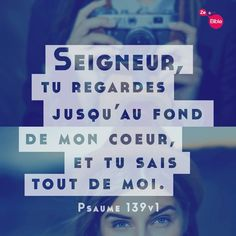Ancien Testament: Les Psaumes God Loves Me, Jesus Loves, No One Loves Me, Verses About Peace, Peace Verses, Bible Scriptures, Bible Quotes, Positive Thoughts, Positive Quotes