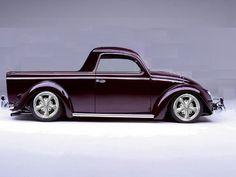 vw beetle truck conversion - Bing Images