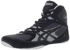 finest selection dc9f3 811e0 Amazon.com  ASICS Men s CAEL V5.0 Wrestling Shoe  Sports   Outdoors