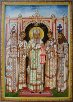 Russian Orthodox, Orthodox Icons, Saints, Painting, Art, Art Background, Painting Art, Kunst, Paintings