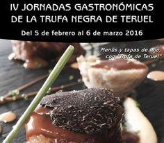 Jornadas Gastronómicas de la Trufa Negra de Teruel 2016