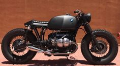 BMW R100 By @ricaferacer // caferacernation.co // #caferacer