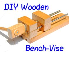 """I have a great little vise. I use it a ton (pun not intended)! The only problem with it is that it's tiny-- It opens to a little more than 1.5""""I wanted to buy a bigger vise (for my birthday), but the prices are INSANE! As a """"maker"""", I don't think it makes sense to pay $100 to $500+ on a vise, when it's basically a big chunk of metal and a bolt. I know that I'm not the only one that thinks that. I decided to build my own 6"""" (~16cm), with free..."""