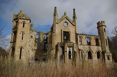 cambusnethan priory in north lanarkshire, scotland