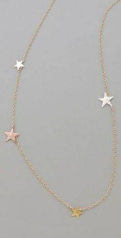 Gorjana star necklace