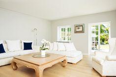 Ein Traum in weiß auf Sylt. #Ferienhaus #Luxus #Sylt #Design