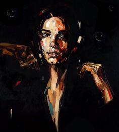 Galerie Art Affair, | Anna Bocek, Cosmic girl