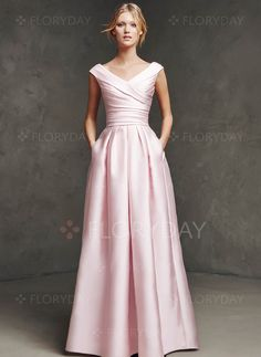 Dresses - $79.99 - Polyester Solid Sleeveless Maxi Casual Dresses (1955117272)