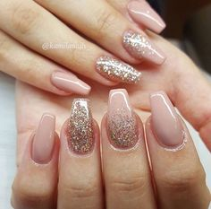 34 Quinceanera Nails Design Quinceaera Nails Nail Art Galerie - Famous Last Words Almond Acrylic Nails, Best Acrylic Nails, Acrylic Nail Designs, Nail Art Designs, Nails Design, Nail Designs With Gold, Acrylic Nails For Summer Almond, Cute Nails, Pretty Nails