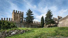 Muralla interior del Castillo de Artá #Mallorca #Spain #travelphotography