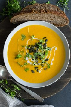 THIS CARROT GINGER SOUP IS AN EASY WEEKNIGHT DINNER, PERFECT FOR COLD WINTER EVENINGS This carrot ginger soup is one of my favorite dinners to make when the cold weather outside is no co-operating. It's healthy, quick and easy to cook, and has a creamy sweet texture that I love. I make this soup with …