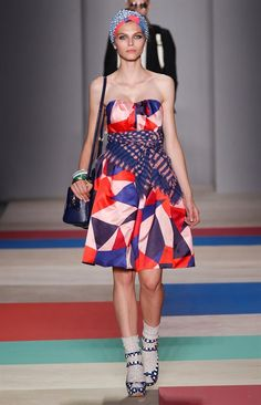 29. Karlina - Lookbooks - Marc by Marc Jacobs - Womens Ready to Wear - Spring / Summer 2013