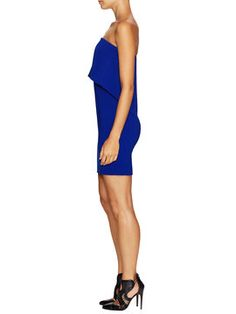 Overlay Cut Out Mini Dress from The Wedding Event: Bachelorette Looks on Gilt