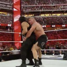 Roman just destroy the beast😍🔥🔥 - - { Follow👉🏻 @the_club_fan .. .. . . #WWE #ECW #WrestleMania #theauthority #wweraw #wwesmackdown #THEUNDERTAKER #undertaker #kane #JohnCena #HulkHogan #tripleh #TheRock #STING #StoneCold #ShawnMichaels #RomanEmpire #RomanReigns #DeanAmbrose #SethRollins #Rko #RandyOrton #DolphZiggler #nxt #sheamus #DanielBryan #wwenetwork #CMPUNK #BrockLesnar #suplexcity Wrestlemania 31, Dolph Ziggler, Sheamus, Shawn Michaels, Cm Punk, Daniel Bryan, Brock Lesnar, Hulk Hogan, Randy Orton