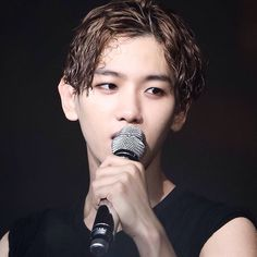160910 Baekhyun at The EXO'rDIUM in Bangkok - 😍😍 #Baekhyun
