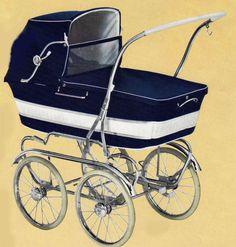 Vintage Stroller, Vintage Pram, Prams And Pushchairs, Baby Equipment, Baby Buggy, Dolls Prams, Baby Prams, Baby Carriage, Reborn Babies
