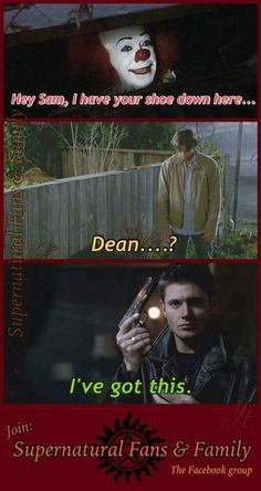 XD omg yes!!!! Aaw Sam's shoe!!!