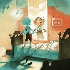 Buenos días Detail Art, Illustrations And Posters, Children's Book Illustration, Disney Art, Book Art, Concept Art, Character Design, Images, Avatar