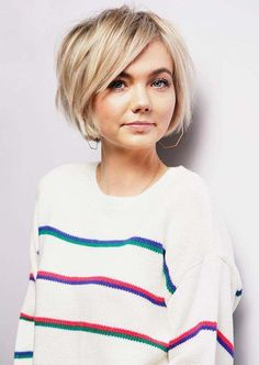 Versatile Short Bob Hairstyles for Women in 2020 Fashionsfield # bob ., Versatile Short Bob Hairstyles for Women in 2020 Fashionsfield # bob Bob Haircuts For Women, Short Bob Haircuts, Short Bob Cuts, Short Layered Bobs, Short Hair Cuts For Women Bob, Bobs For Thin Hair, Womens Bob Haircut, Short Female Haircuts, Hair Short Bobs