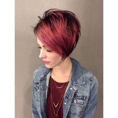 10 Sehr Stilvolle Kurze Frisur Für Frauen #frauen #frisur #kurze #stilvolle  | Hair I Love | Pinterest | Corte De Pelo, Peinados Para Niñas Y Cabello