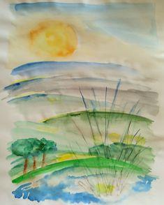 Kesä tullee Painting, Art, Art Background, Painting Art, Kunst, Paintings, Gcse Art