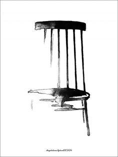 Pinnstolen via Nordic Design Collective