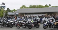 Birch Hill has served as the home base for the motorcycle We Care Ride to benefit the Crohn's and Colitis Foundation of America. The 2012 Ride is coming up in just a few weeks! http://www.wecareride.com/