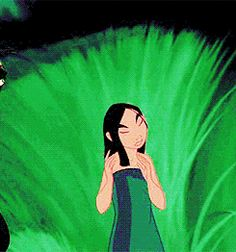 Communal Showers. | Community Post: 16 Reasons Mulan Is Actually A College Student