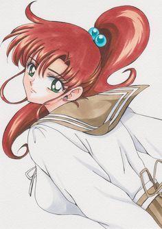 Makoto Kino (Sailor Jupiter) #Sailormoon